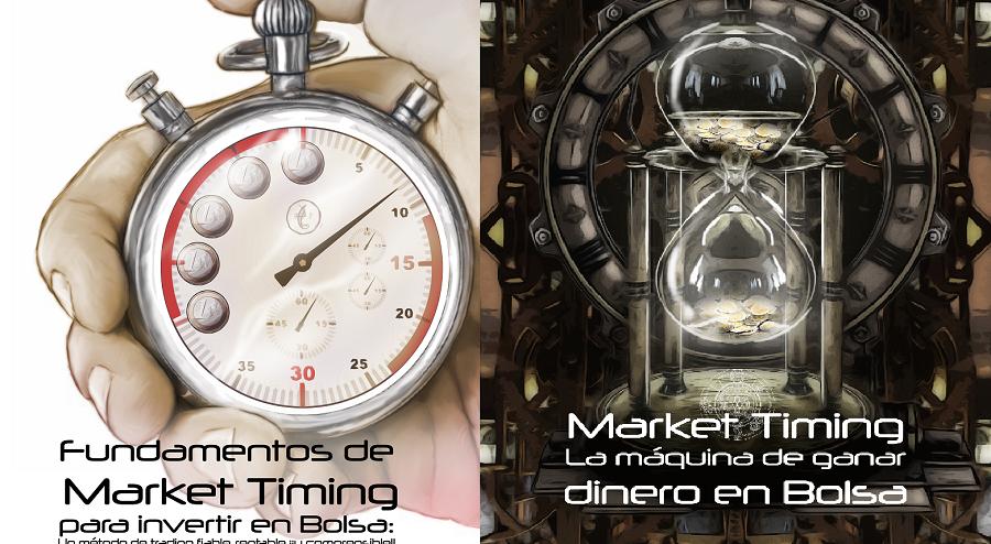 Mis libros de Market Timing, gratis en formato digital